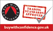 Buy With Confidence Trusted Trader Logo